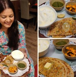Gobhi Paratha | Punjabi Gobhi Paratha Recipe