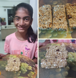 Granola Bar | Homemade Granola Bar Recipe