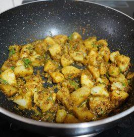 Jeera Aloo - 5 Minutes Recipe