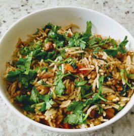 Vegetable Biryani | Mix Veg Biryani Recipe