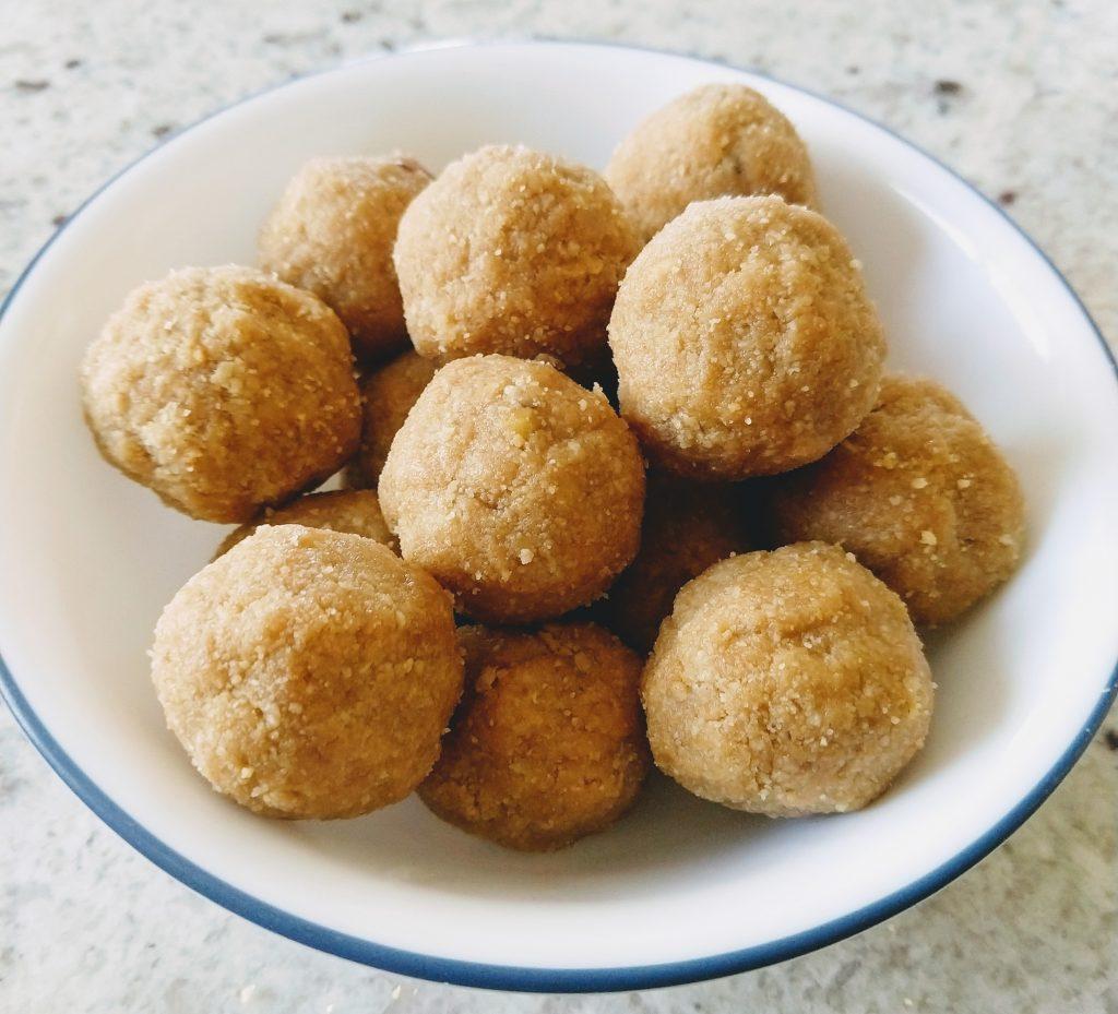 Churma Ladoo | Churma Laddu Recipe