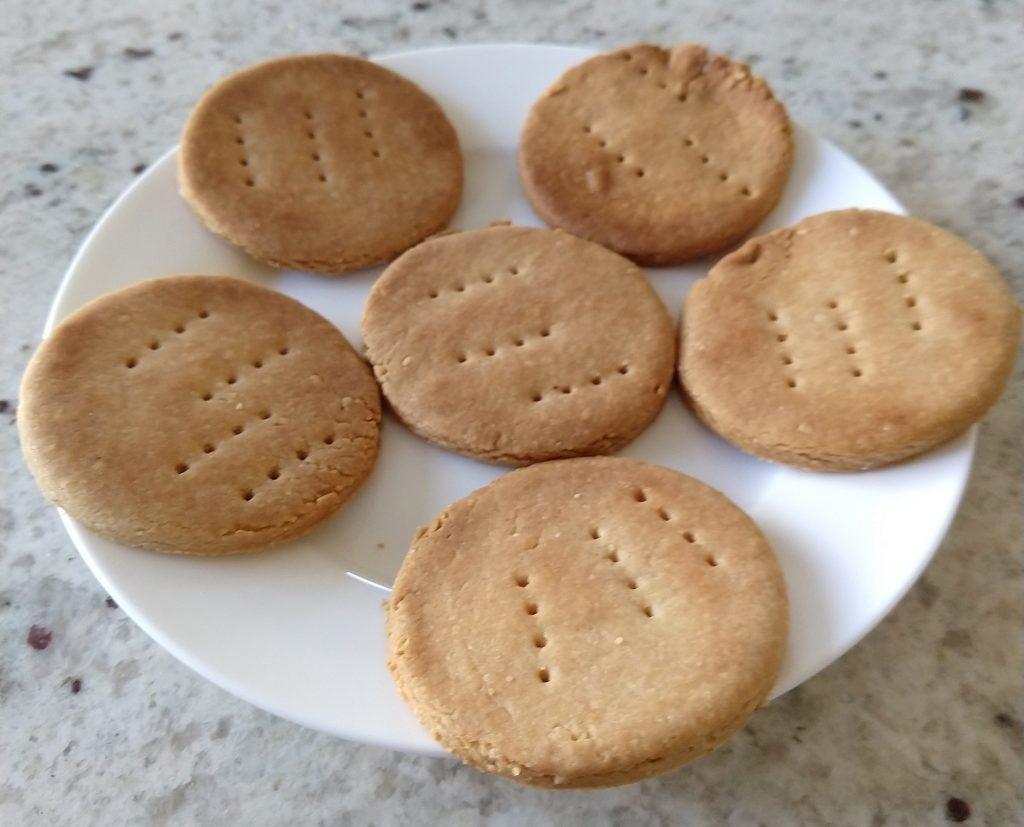 Baked Sweet Mathari Recipe