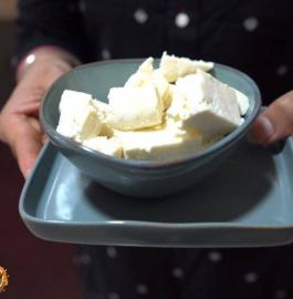 How to make Paneer | Homemade Paneer Recipe