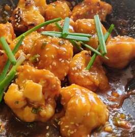 Gobi Manchurian | Cauliflower Manchurian Recipe