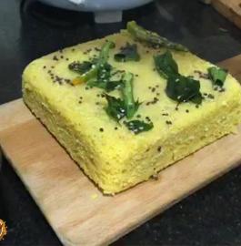 Khaman Dhokla | Instant Besan Dhokla Recipe