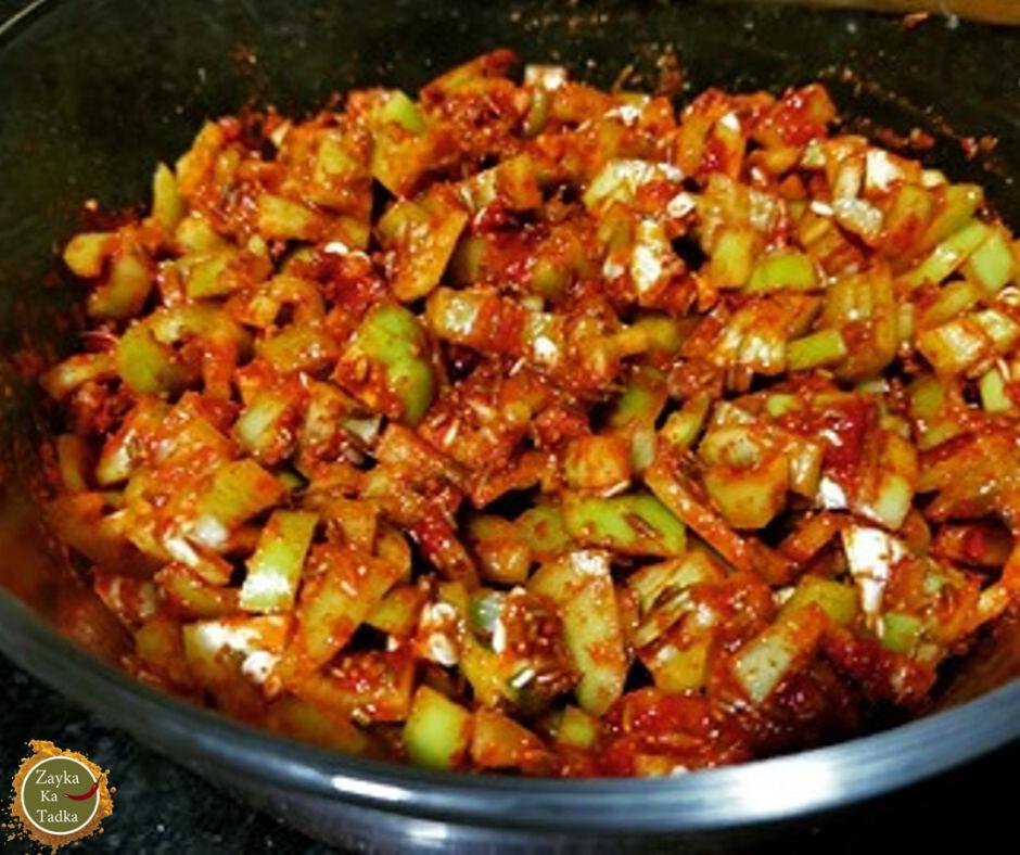 Nimbu Mirch Ka Achar | Green Chilli & Lemon Pickle Recipe