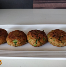 Turai Ki Tikki | Turai Ke Kabab Recipe