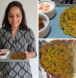 Methi Thepla | Gujarati Thepla Recipe