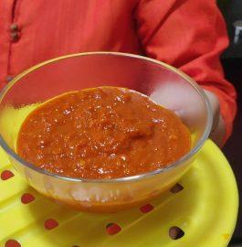 Lahsun Chutney | Garlic Chutney Recipe