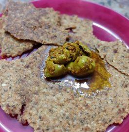 Moong Dal Khakhra | Korma Khakhra Recipe