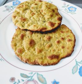 Avocado Paratha in Air fryer Recipe