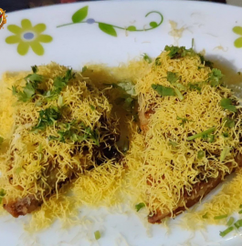 Hyderabadi Toast Recipe