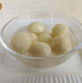 Rasgulla | Homemade Rasgulla Recipe