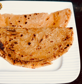 Aate Ka Meetha Chilla | Sweet Pancake Recipe