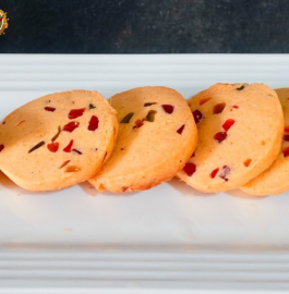Karachi Biscuit | Fruit Biscuit Recipe