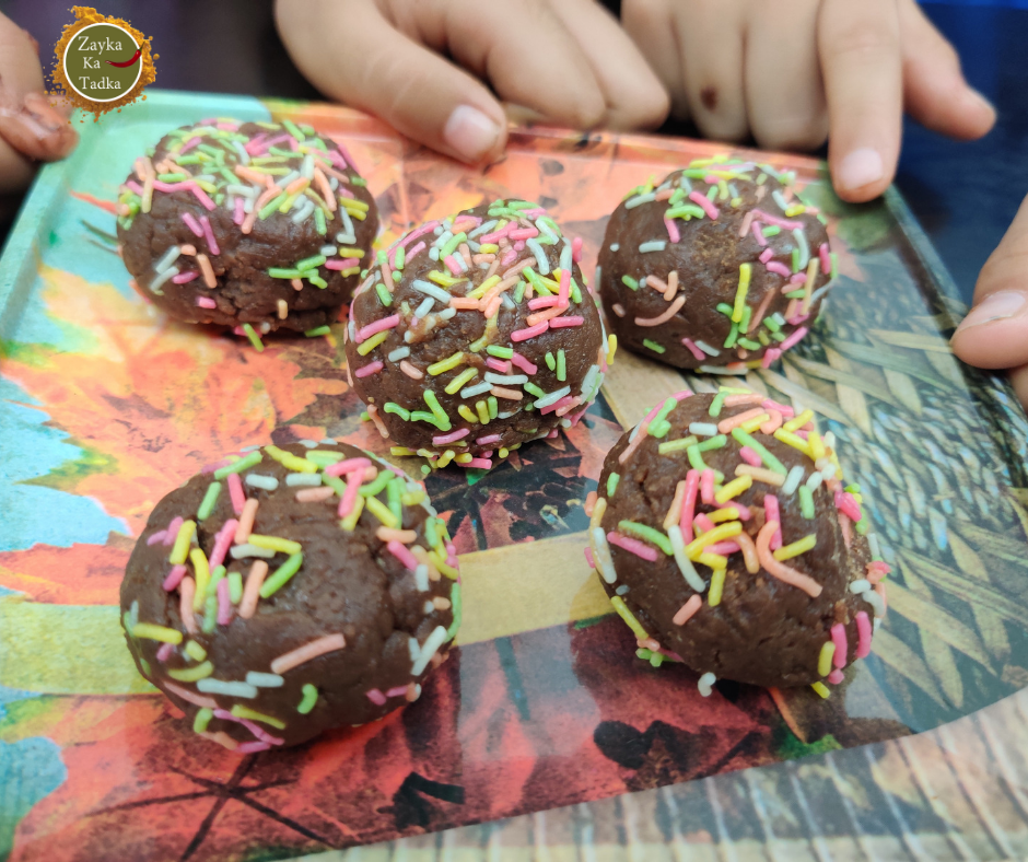 Chocolate Truffles | Easy Chocolate Truffles Recipe