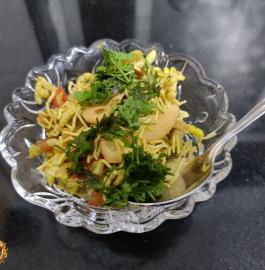 Bhel Puri | Mumbai Special Bhelpuri Recipe