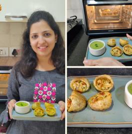 Tandoori Bharwa Aloo | Stuffed Tandoori Aloo Recipe