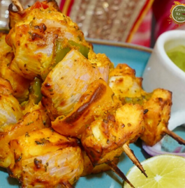 Paneer Tikka | Paneer Tikka in Air Fryer Recipe