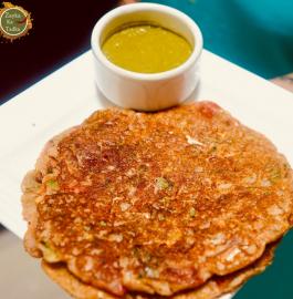 Multigrain Veggie Chilla | Multigrain Veggie Pancake Recipe
