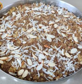 Gond Pak | Gundar Pak | Goondh Pak Recipe
