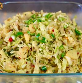 Patta Gobhi Ki Sabzi | Aloo Patta Gobhi Ki Sabji Recipe