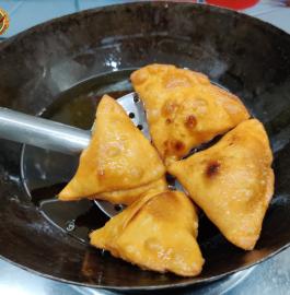 Samosa | Punjabi Samosa Recipe