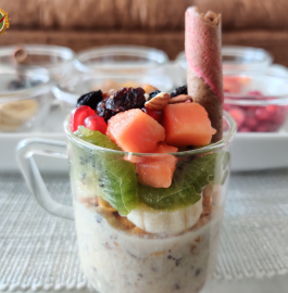 Overnight Oats | Overnight Oatmeal Recipe