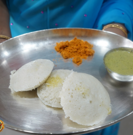 Idli | Soft Spongy Idli Recipe