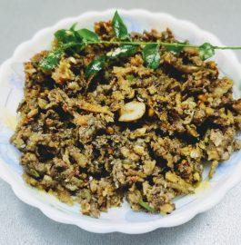 Suran khichadi Recipe