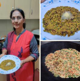 Mooli Paratha | Mooli Ke Parathe Recipe
