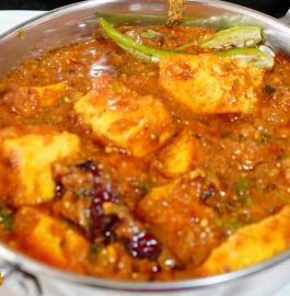 Paneer Masala | Dhaba Style Paneer Masala Recipe