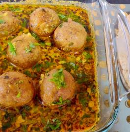 Bachi Roti Ke Kofte | Leftover Roti Ke Kofte Recipe