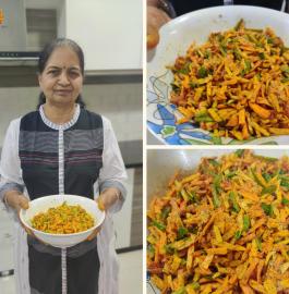 Kachi Haldi Ka Achar | Fresh Turmeric Pickle Recipe