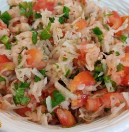 Mooli Salad | Mooli Ki Churi Recipe