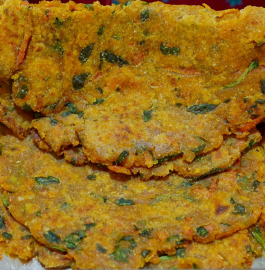 Tiffin Snack Recipe | Paneer Vegetable Paratha
