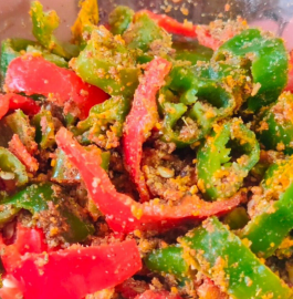 Red And Green Chilli Pickle Recipe