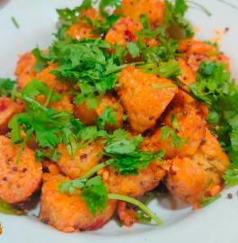 Lauki Muthiya | Dudhi Muthiya Recipe