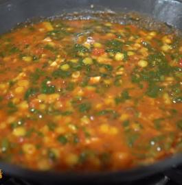 Dal Palak | Dhaba Style Dal Palak Recipe