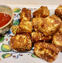 Veg Paneer Nuggets Recipe