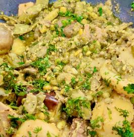 Undhiyu | Oondhiya | Gujarati Undhiyu Recipe