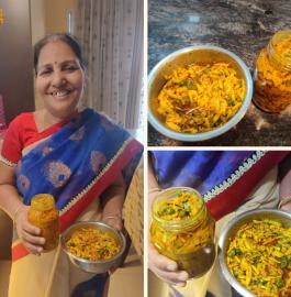Kache Aam Ka Achar | Instant Mango Pickle Recipe