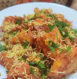 Bread Upma | Leftover Bread Upma Recipe