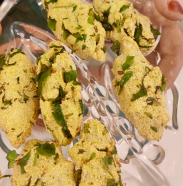 Methi Muthiya Recipe