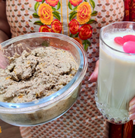 Thandai | How To Make Thandai