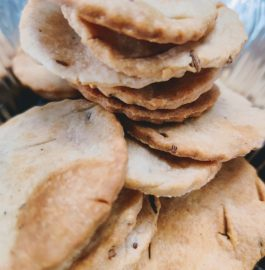Farsi Puri in Airfryer Recipe