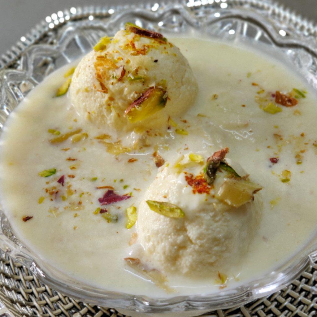 Rasmalai | Homemade Rasmalai Recipe