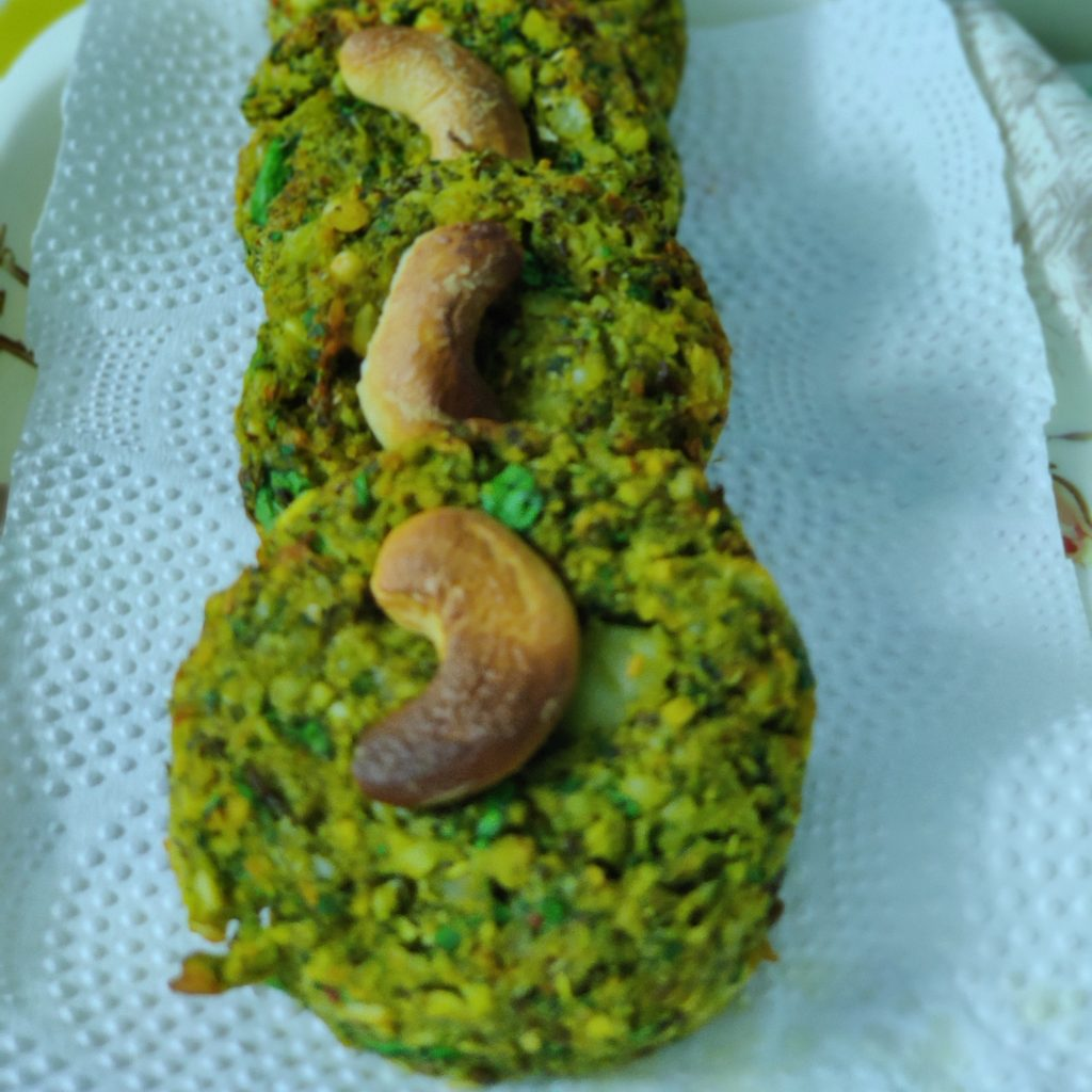 Moong Sprouts Cutlets Recipe