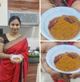 Red Chilli Powder | Homemade Red Chilli Powder Recipe