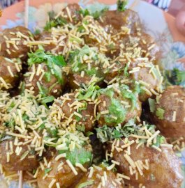 Chatpate Aloo Recipe